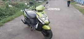 Dio very good condition scooty instant sell Exchange possible