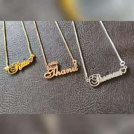 Customized Name pendant