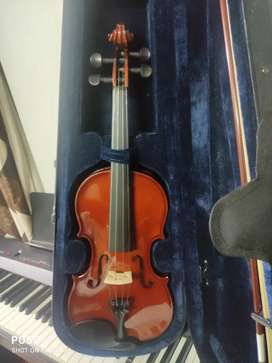 Violin Horner AS-045 Unused With Invoice