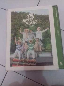 Dvd BTS Summer Package 2017