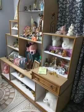 Showcase for drawing room