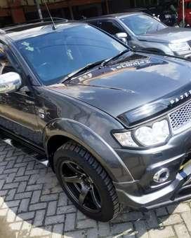 Pajero Dakar Limited AT 2013