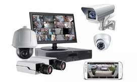 CCTV SECURITY SET-UP @ 12999 ONLY