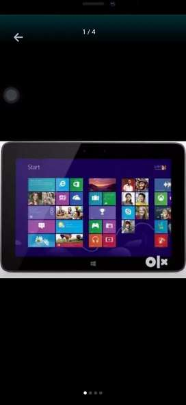 HP omni 10 windows 10 tablet ( without scretch )