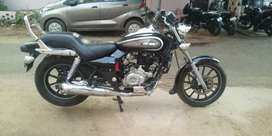 BAJAJ AVENGER CRUISE 220 CC 2015 NOVEMBER MODEL