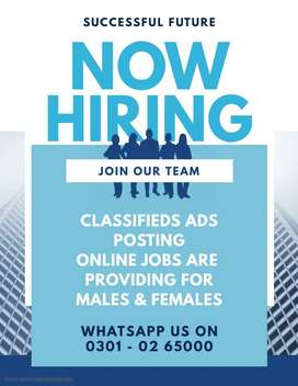 opportunity for students Classified Ads posting job