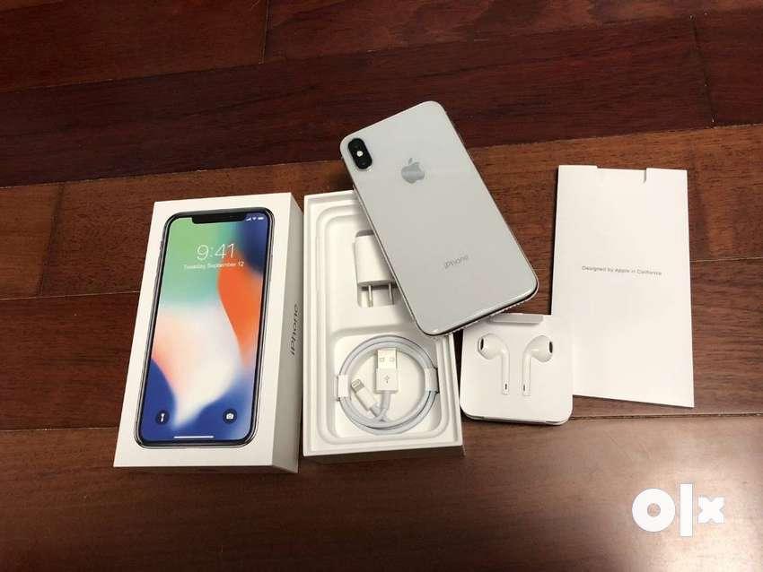 New I phone X 0