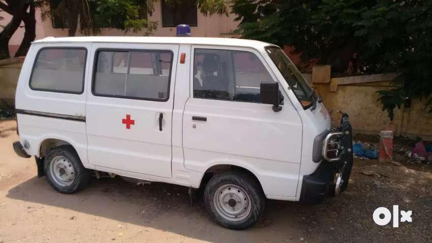Wanted driver for driving omni ambulance 0