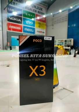 POCO X3 8/128 GB RESMI !