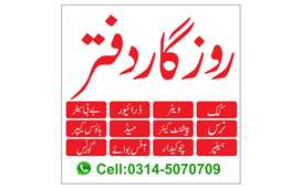 Required COOKS HELPERS DRIVERS MAIDS PATIENT CARE NURSE