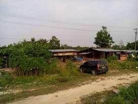 Tanah Lokasi Bagus di Kampar Riau