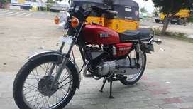 Yamaha rx135 Fully repainted , well maintained