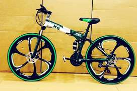 BRAND NEW FOLDABLE FAT TYRE CYCLE