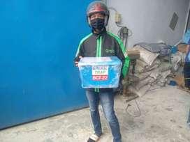 grease trap fiberglass portable Kap. 22 liter SIAP KIRIM