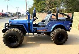 Hunter Modified jeeps