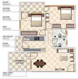 2 BHK Luxurious Apartment with Amenities,Jamtha,Nagpur