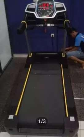 Treadmil elektrik idachi auto incline