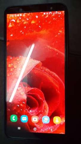 Samsung j8 full box piece 4gb ram 64gb rom 9,000