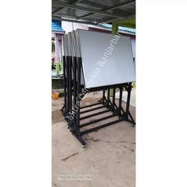 Papan tulis rolling double face