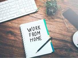 Online Homebased genuine work daily salary. Homebase job work at home