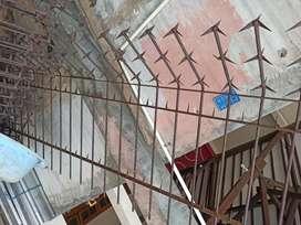 Pagar / Pengaman Anti Maling Utk Tembok Rumah