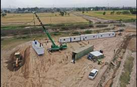 Lahore smart city 7 & 12 marla booking available l