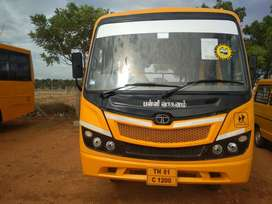 used school bus tata 2017 model 30 seats