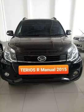 Terios R manual 2015..Genap Bekasi