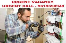 Electrician Job in Mumbai