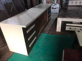 Counter for office showroom use