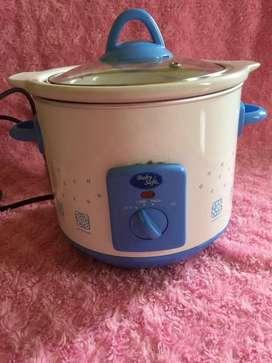 Slow cooker merk Baby Safe model LB006