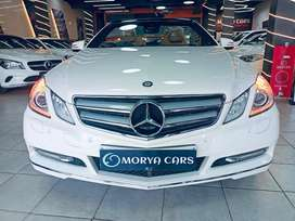 Mercedes-Benz E-Class Cabriolet Others, 2013, Petrol