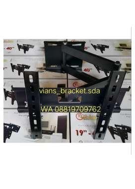 "Braket/bracket tv led/lcd 19""-40"" produk baru"