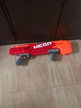 Mega nerf gun twin shock