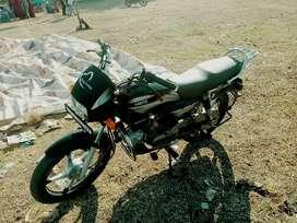Nice bike of Splendor Hero