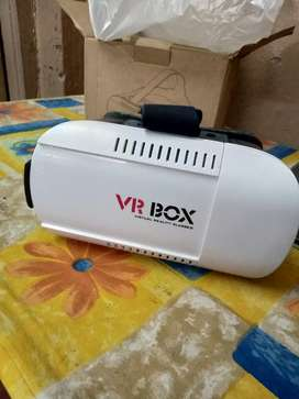 Vr box for mobile