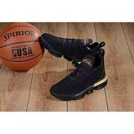 Nike Lebron James XVI 16 lm King Black Gold Perfect Kick Original PK