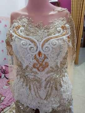 Kebaya pengantin gaun pengantin kebaya akad