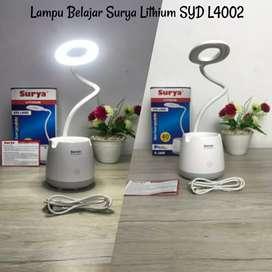 Lampu Belajar Surya Lithium SYD L4002