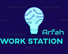 Freelancers.CO۔working space.call center.software.Doveloper.it busines