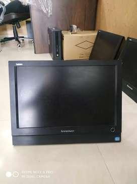 Lenovo all in one i3 3rd gen