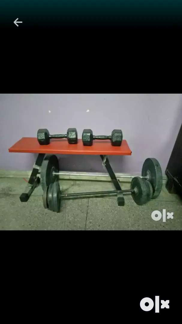 Gym equipment for reasonable price 0