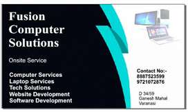 Fusion computer solutions