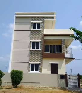 Triplex home in dwaraka tirumala ( near chinna tirupati temple)