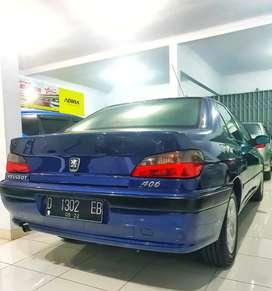 Peugeot 406 ST Manual 1998 sangat terawat