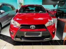 Toyota Yaris TRD Sportivo matic at Tahun 2016 istimewa