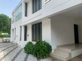 Newly Constructed 1800 sqfeet 3bhk two storied villa for rent