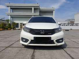 Brio rs cvt at 2019 putih bs tt agya ayla jazz yaris swift