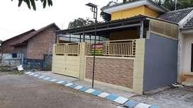 Sewa / kontrak rumah di Perumahan Graha Permata Residence