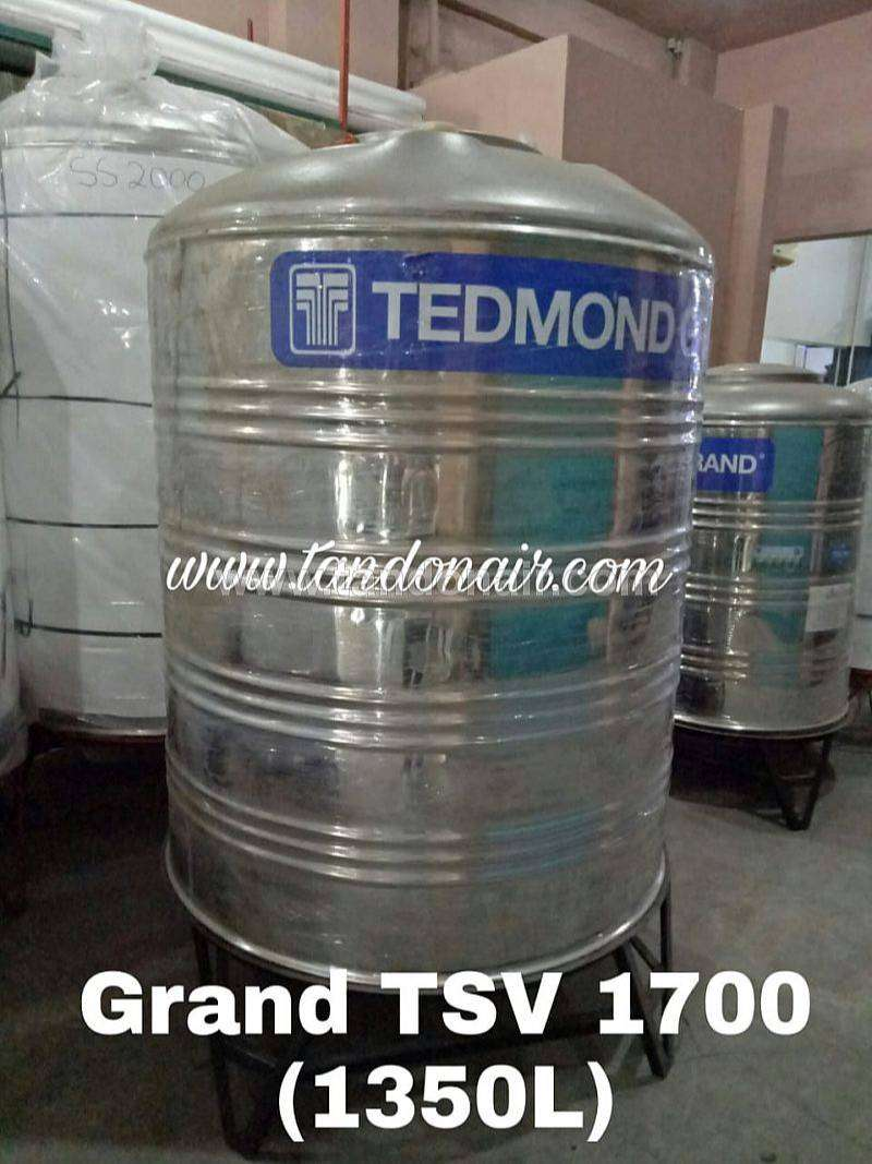 Tangki Air Stainless Steel GRAND1350L 0